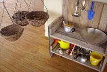 Mud Kitchens