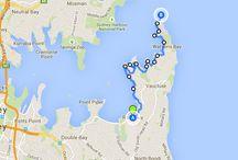 Sydney walks