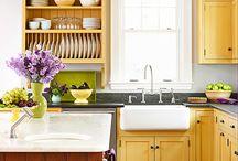 colour idea kitchen