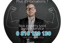 Conseils de nos experts / Des experts sont à votre disposition pour vous aider à trouver la mutuelle qui vous correspond !