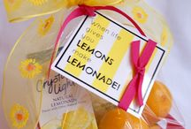 Homemade gifts for all occasions