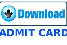 Download Admit Cards Online / Admit card will be available to download on the web portal of careerchamber by providing your form number and date of birth in the respective spaces. Admit card is expected to be out on 28 November 2016.It also gives a few quick pointers regarding the Admit card and the examination pattern.