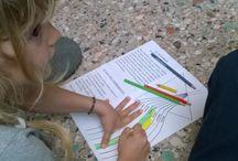 """""""Colora i colori"""" / Attività didattica per #Brerasiracconta, sabato 9 maggio 2015"""