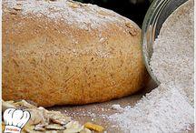 σπιτικο ψωμι ολικης