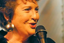 Ferry Godmother Radio Show - March 17 2014 / Judi Silvano, Jazz vocalist and composter