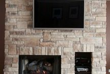 Fireplace  / by Nicole Scheiner