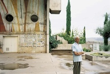 Arcosanti / Cosanti Foundation • Paolo Soleri / by Thomas Bachman