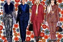 Winter fashion trends & colours 2013