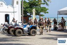 Segurança em Praia do Forte / Somos uma Vila segura!
