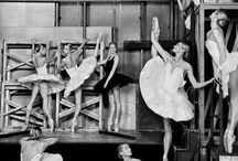 Dance figures - Ballerinas