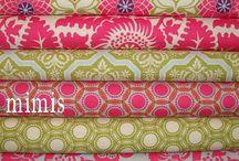 Fabrics I <3