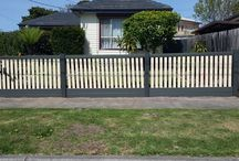 Picket Fencing / Every PVC fencing product we produce, from PVC Post and Rail Fencing to PVC Picket Fencing, is completely 100% Australian Made.