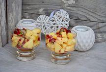 Recettes aux fruits