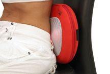 After Work Wellness: Entspannen Zuhause / Wir zeigen euch, wie ihr euch Wellness-Feeling direkt nach Hause holen könnt mithilfe von Massagegeräten, Maniküre-Sets, Peelings, Wärmegeräten und Co.