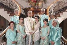 songket wedding