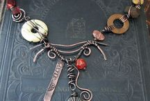 ღ웃 Jewelry ideas & DIY 웃ღ / by Mélanie Roger