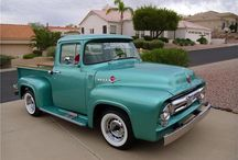 1953-56 Ford F 100