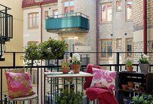 Balcony / by Noga Ganor