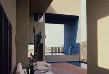 Arquitectura mexicana / Así se ven los colores y la arquitectura de México.