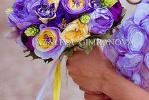 Брошь букеты, свадебные букеты из ткани, лент / https://vk.com/azaliya_gimranova Мои направления: брошь букеты для невест, букеты-дублеры, подушечки для колец, бутоньерки, цветочные браслеты для подружек невесты, веночки на голову из цветов, подвязки, цветочные украшения для волос, декоративные свечи, и интерьерные композиции, как для свадебного торжества, фотосессии, так и просто для оформления уюта в вашем доме, а также, в качестве оригинального подарка вашим близким!