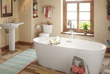 Contemporary Tubs & Fillers