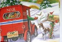 post kerst kaarten