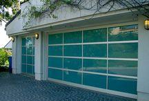 Glass Garage Doors bp-450 / BP-450 HD Glass Garage Doors are our most popular model of garage doors.
