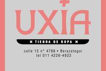 Uxia-Tienda de Ropa / moda para la mujer