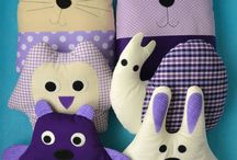 детские подушки звери