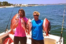 Fishing and Diving with Reid Coley  / by Jill Coley