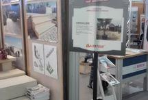 Salon Doras 2018 / Alentour présente ses nouveaux produits au Salon Doras 2018 et participe au concours Les Trophées 100 % Innovation Doras avec son produit Crémaillère d'escalier préfabriquée.