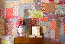 Patchwork / by Donna Flower Vintage