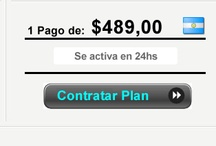 Precios Módulos Diseño Web / Conce todos los precios de los módulos de diseño web que ofrece Supaginagratis.com.ar