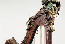 Harpes historiques