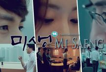 DSS EPISODE BANNERS: Mi Saeng / EPISODE BANNERS, arts by DSS GRAPHICS TEAM