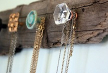 Jewellery hanging