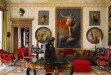 neoclassical / neoclassical decoration ideas (1750 - 1800)