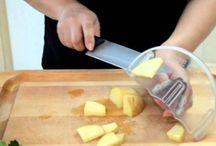 OdD - Na Cozinha / Aqui vou pinar os posts do Objetos de Desejos referentes a cozinha ou tudo que for de cozinhar :) Vou tb postar itens e panelas que uso para cozinhar!