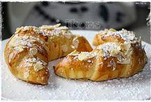 Marzipan Mandel Hörnchen   Kochen....meine Leidenschaft   Bloglovin'