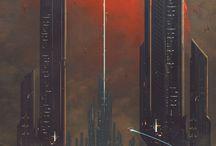 Sci-Fi : Concept Art