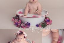 Baby Photography Prop Ideas