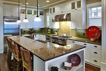 Kitchen Ideas / by RGN Construction