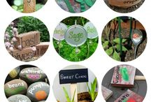 DIY Outdoors / Cute ideas for your garden, yard, and random projects.
