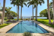 FOR SALE ~ 5811 North Bayshore Drive / LIKE LIVING IN THE COUNTRYSIDE BUT WITH A MEGA SEA VIEW!!! Over 1 Acre of Land with 150 feet of waterfront directly on Biscayne Bay in Gated Morningside Neighborhood. Impeccably restored & renovated Estate with Bayfront Pool + Cabana & Separate Guest House. Gated & Secured Property with Cameras | Listed For: $13,988,000