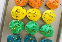 J's 2nd birthday / A rainbow themed birthday celebration