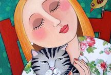 CATS SWEET CATS & THEIR LADIES
