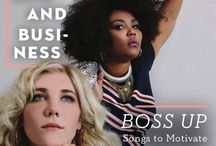 Sexy + Soul-full #GirlBoss / For women who are running a business or thinking about starting a business.