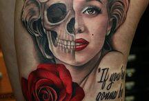 Tattoos / All things tattoos!