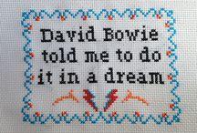 Needlework / Embroidery, cross stitch, needle point, etc.