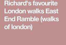 walk east end london